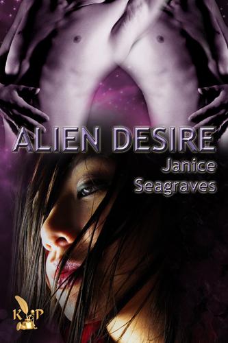 Alien Desire Cover
