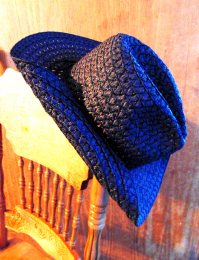 Cowboy hat photo by Janice Seagraves