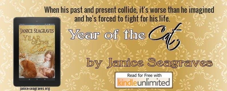 #werecat #paranormal #romance #hotscot Year of the Cat by Janice Seagraves